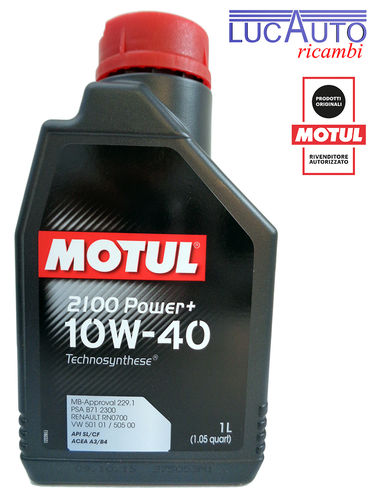 MOTUL 2100 POWER+10W40
