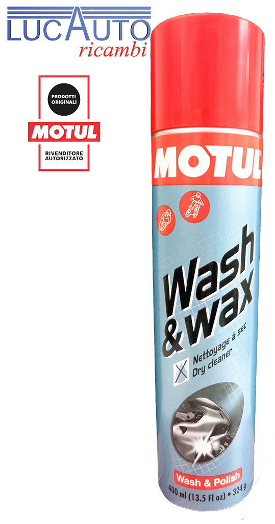 MOTUL WASH & WAX