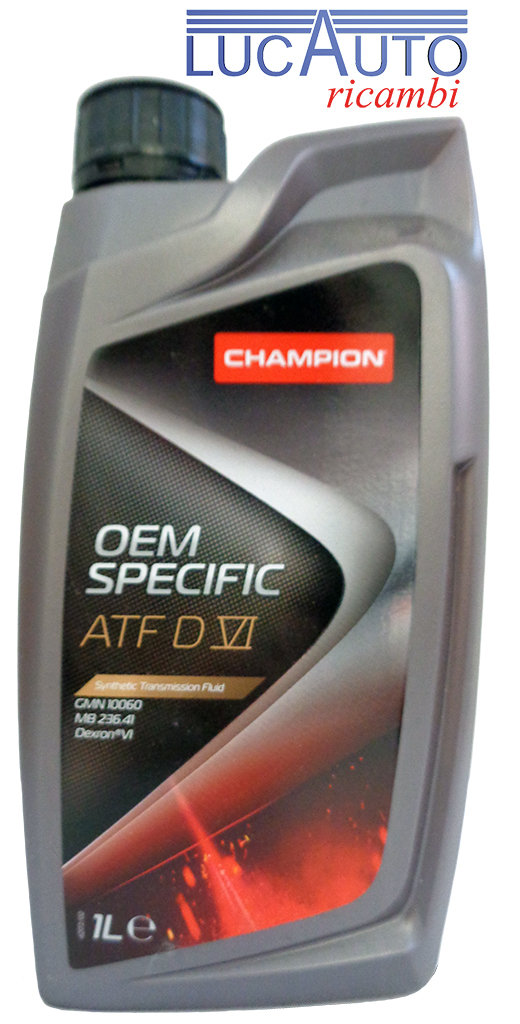 CHAMPION OEM SPECIFIC ATF D VI