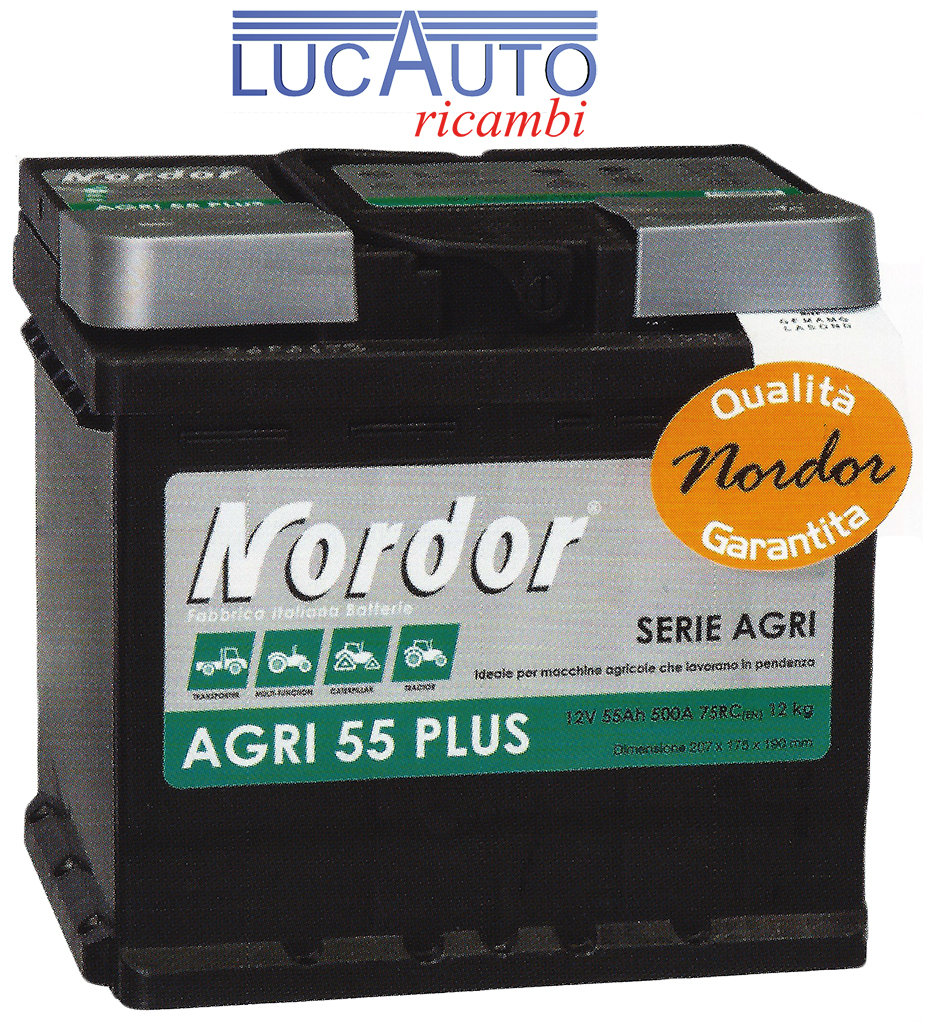 NORDOR NO AGRI 55 PLUS