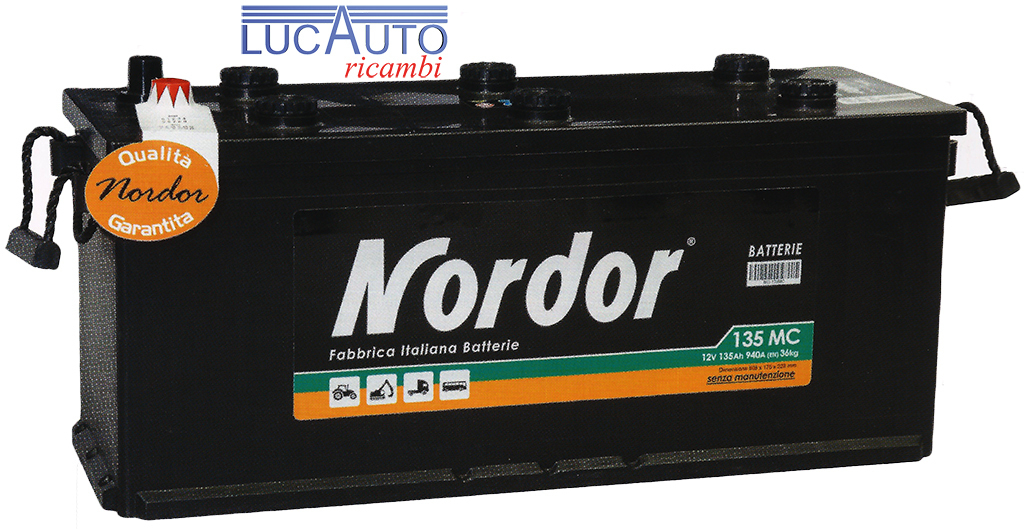 NORDOR NO 135MC