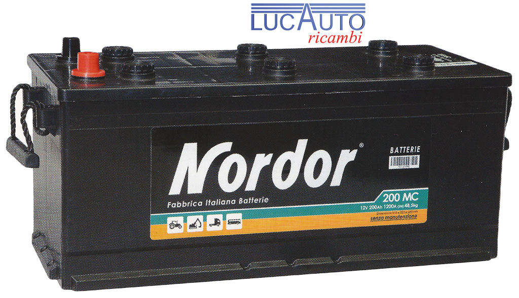 NORDOR NO 200MC